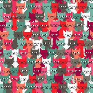 makower-uk-cats-happy-cats-multi