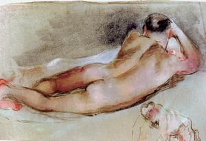 Dicker Brandeis, nude pavel